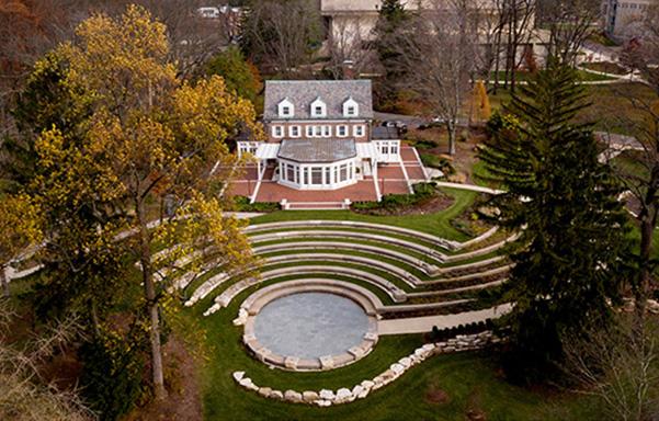 IU Prebys Amphitheater