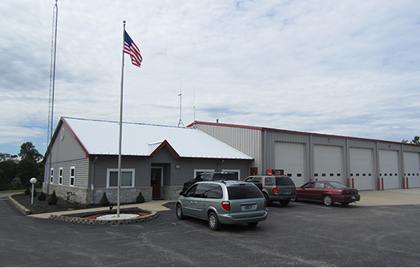 Center Township Fire Station
