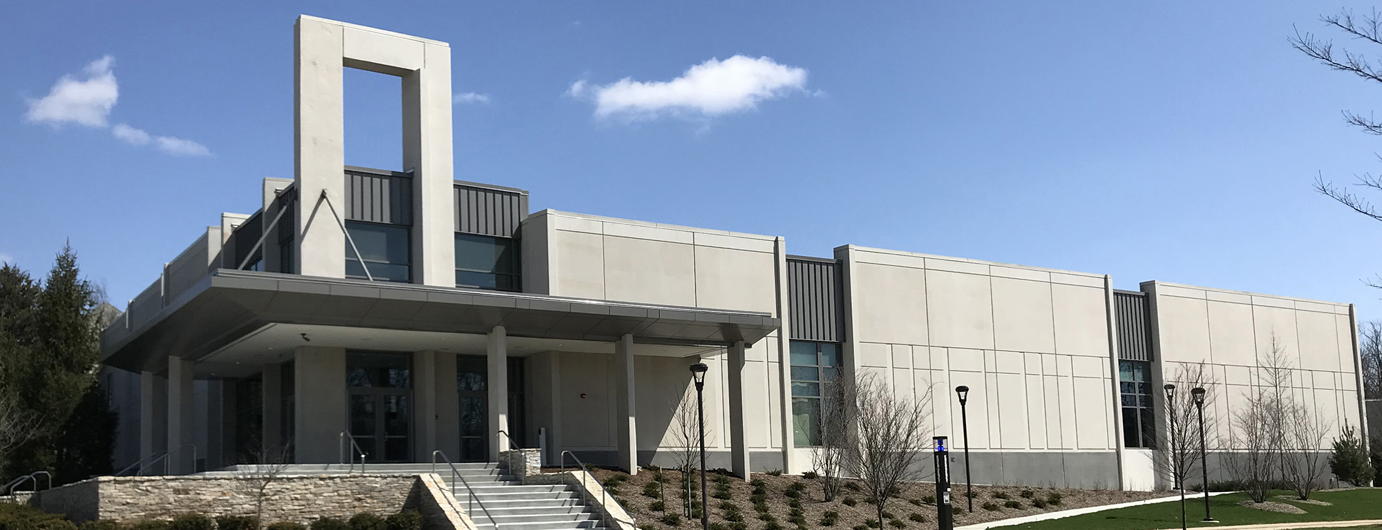 Strauser Completes IU Marching Hundred Hall