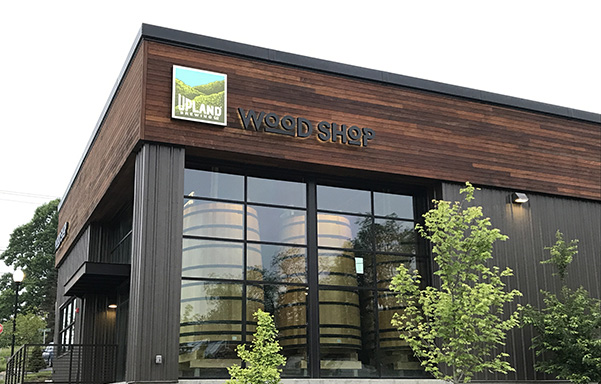 Upland Brewing Sours Facility