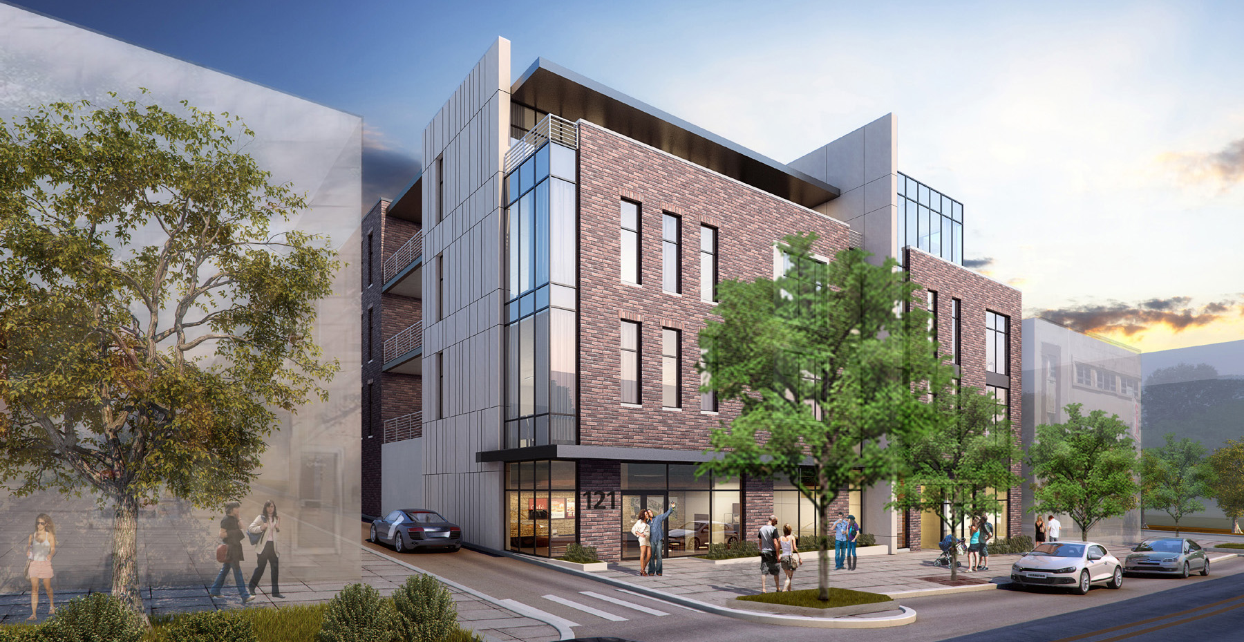 Strauser Receives Approval On 121 Kirkwood Project